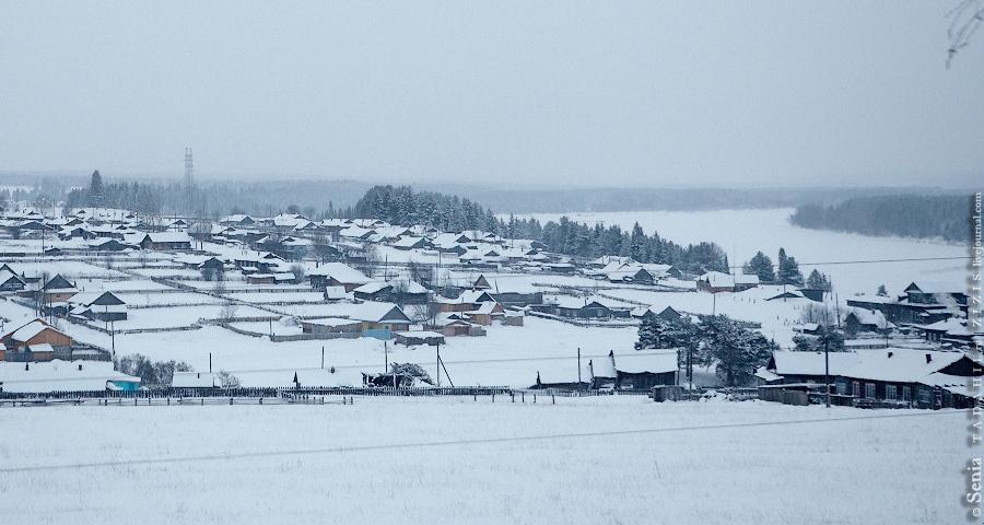 Пянтег довольно старое село, его основали еще до Ермака. Когда-то тут стояла деревянная крепость, потом ее за не надобностью разобрали.