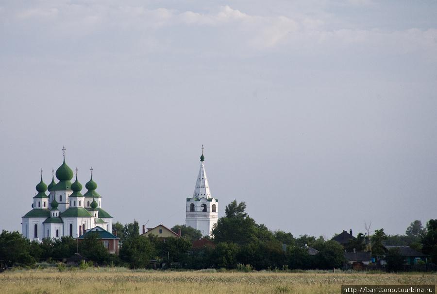 Станица Старочеркасская.