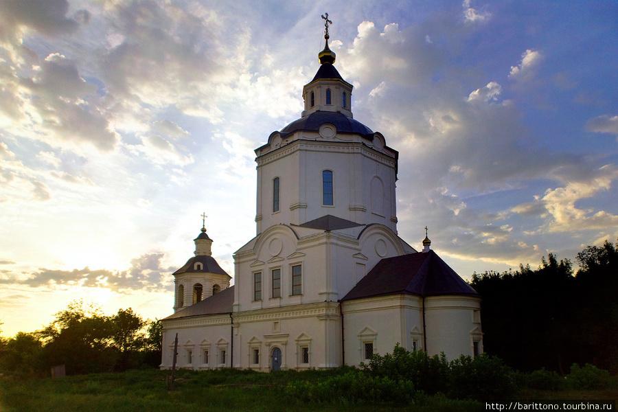 Преображенская (ратная) церковь