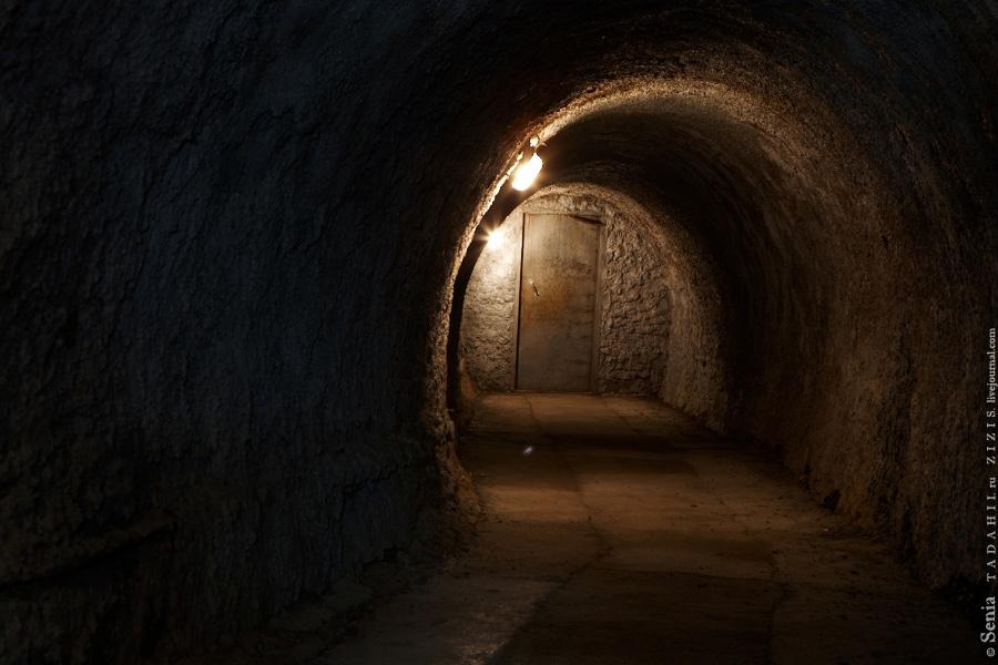 Секретная подземная лабор