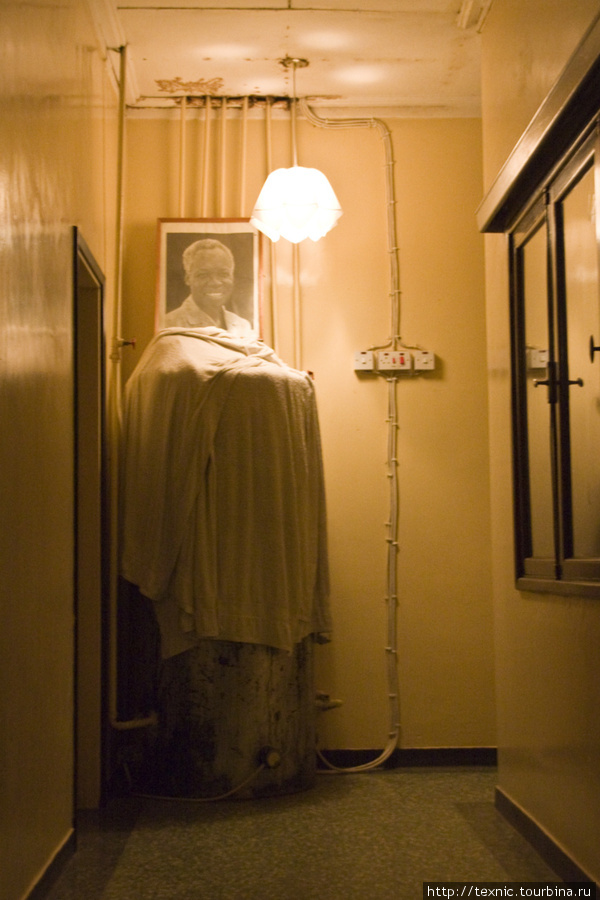 Вот такое приведение в коридоре :-)