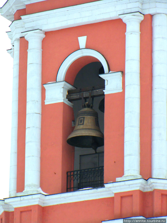 Средний колокол.