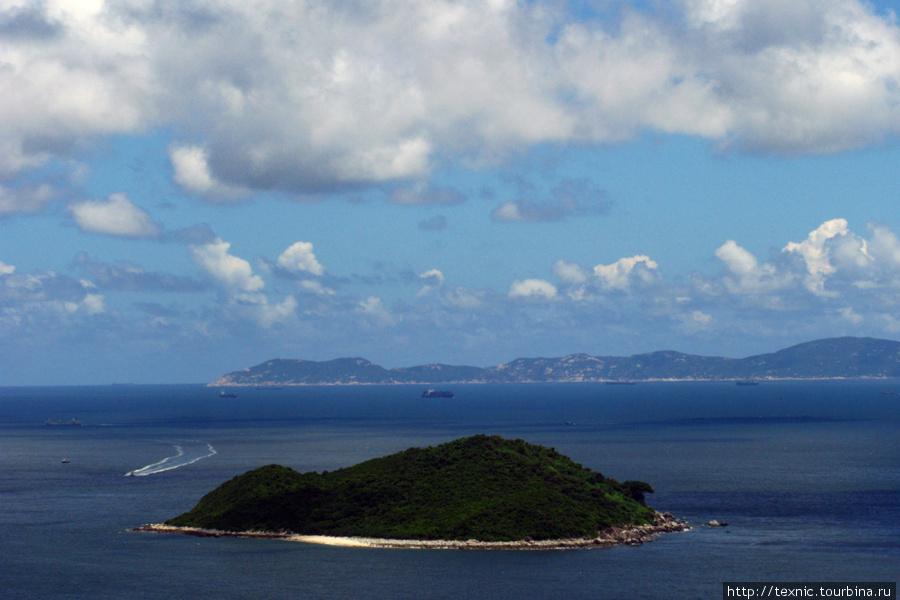 Окрестные острова