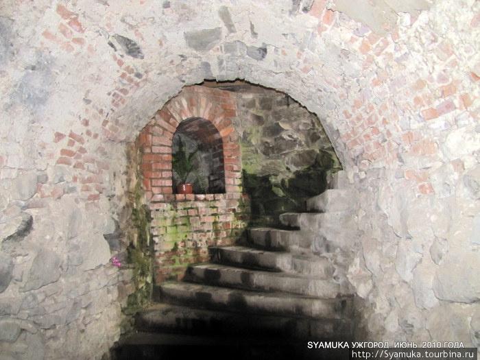 В подземелье...