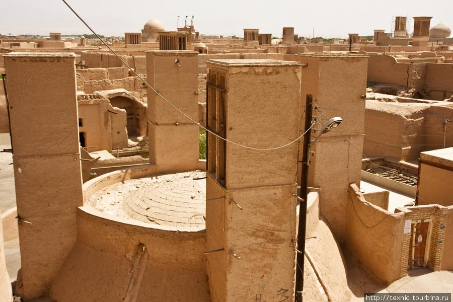 Это сооружение использовалось для хранения воды