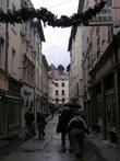 Классическая венская улочка