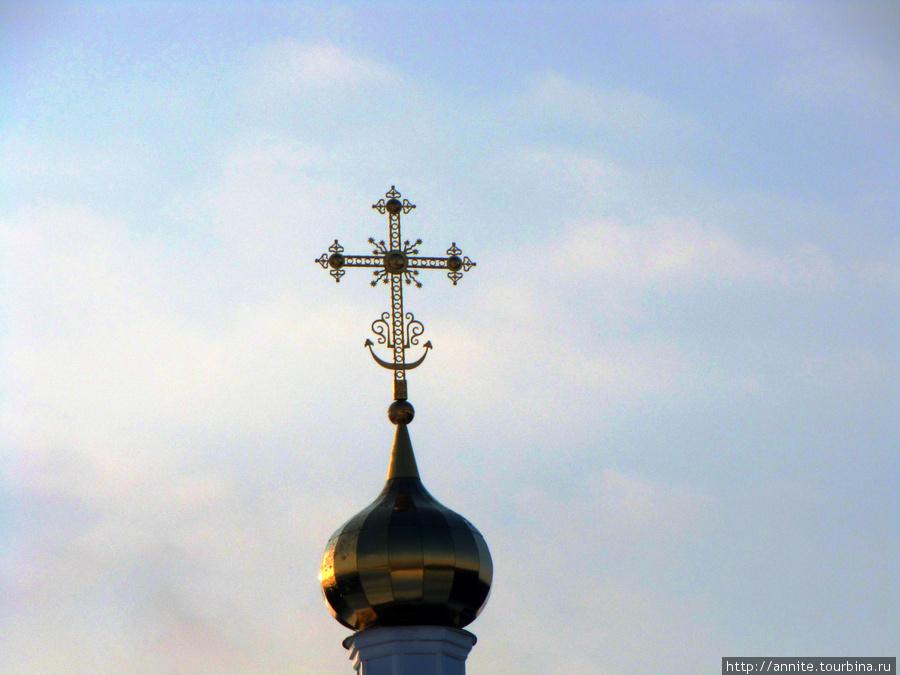 Церковь Ильи Пророка. Купол.