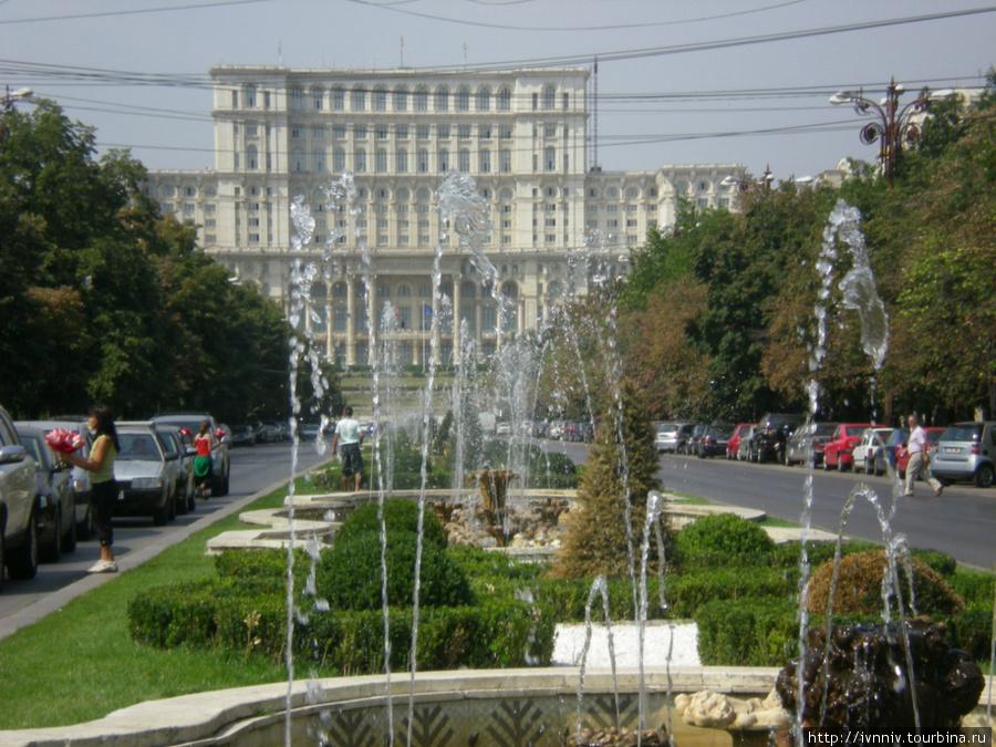 дворец Парламента