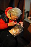 Сбривание волос — ритуал избавления от ушедшего.