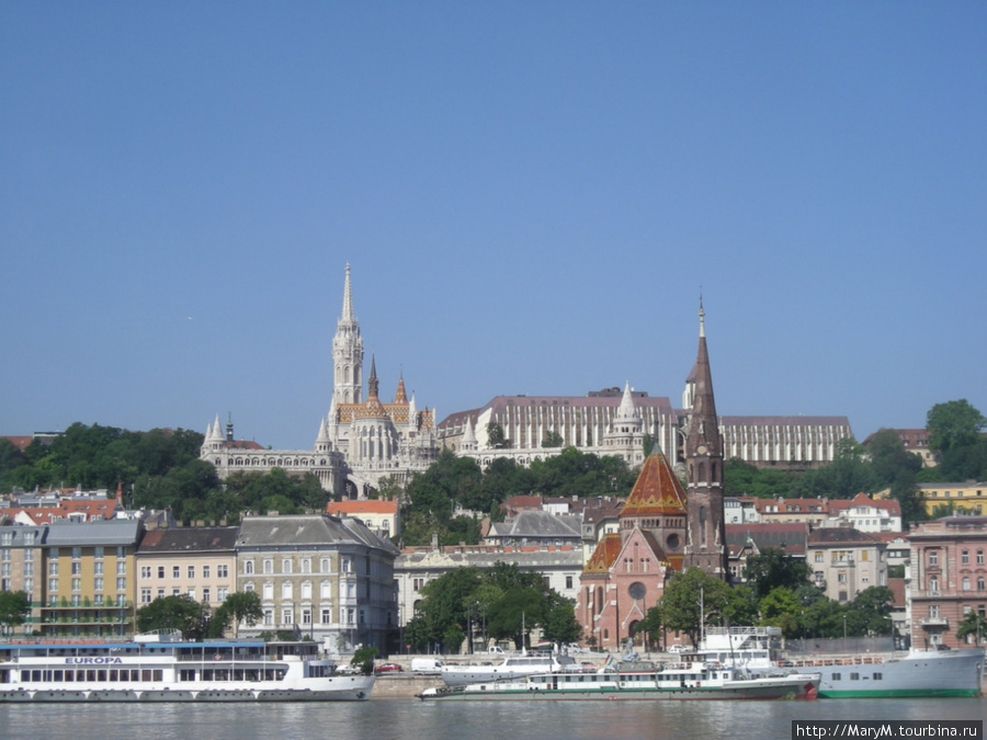 Будапешт во всей красе
