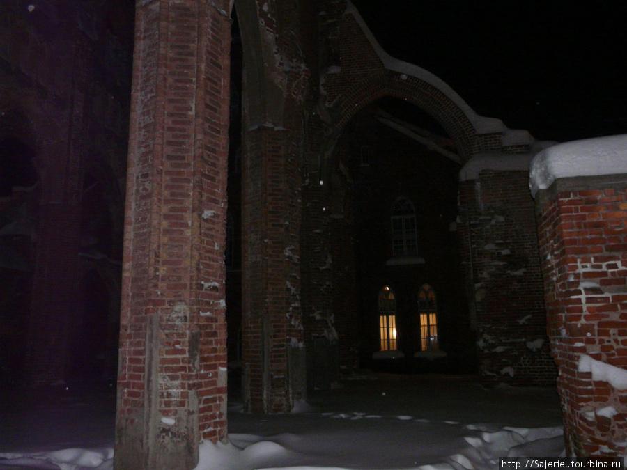 Домский собор в Тарту