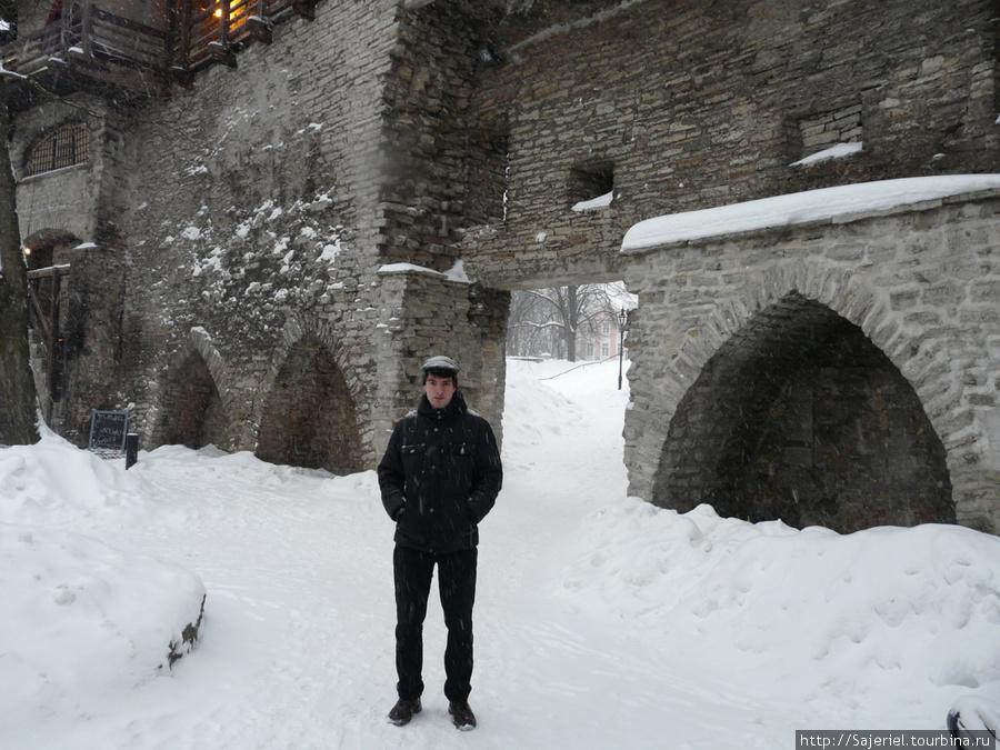 Прогулка по Таллинну...