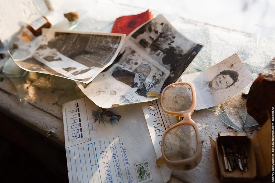 Вот и все, что осталось от бабушки Нади. И обратного адреса в Ростове-на-Дону нет, хоть бы фотки отослал. Впрочем, меня уже кто только не находил, так что есть надежда.