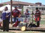 Выступления индейцев под открытым небом. Каждые выходные в течение лета. Народные одеяния, танцы, ритуалы.