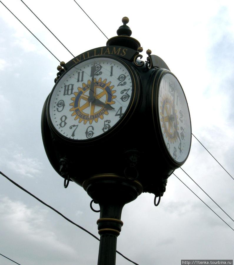 городские часы Вильямса
