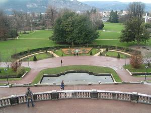 Парк блещет красотой