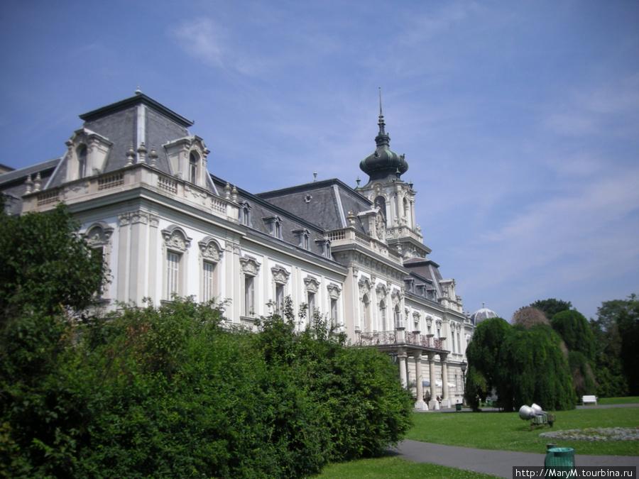 Дворец в Кестхее.