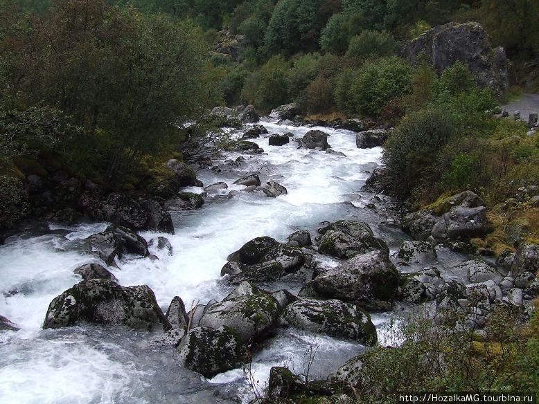 Река Бригсдал