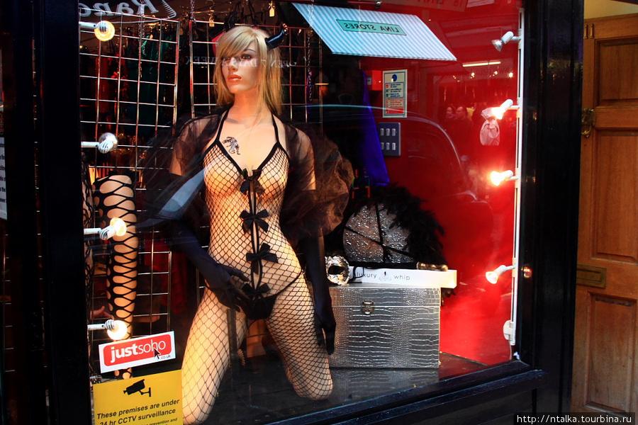 на лондоне проститутки сохо в
