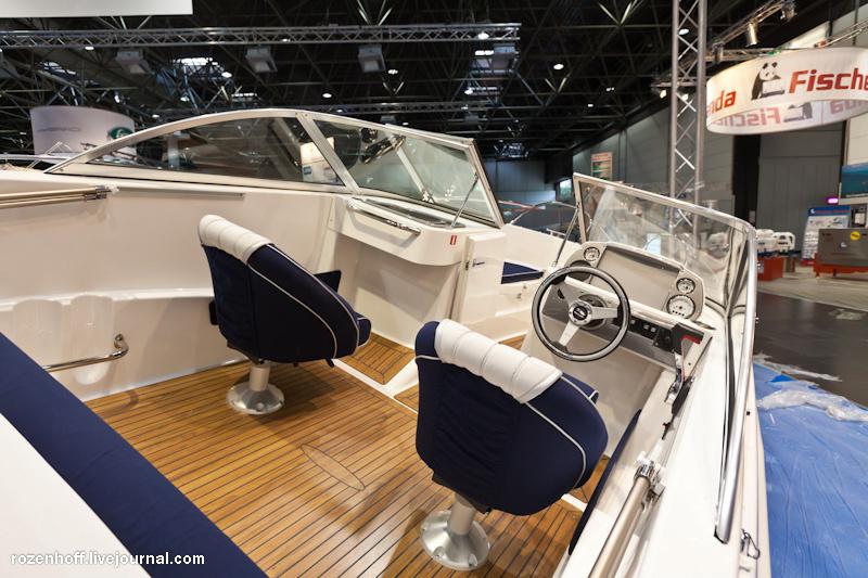 выставка лодок в дюссельдорфе