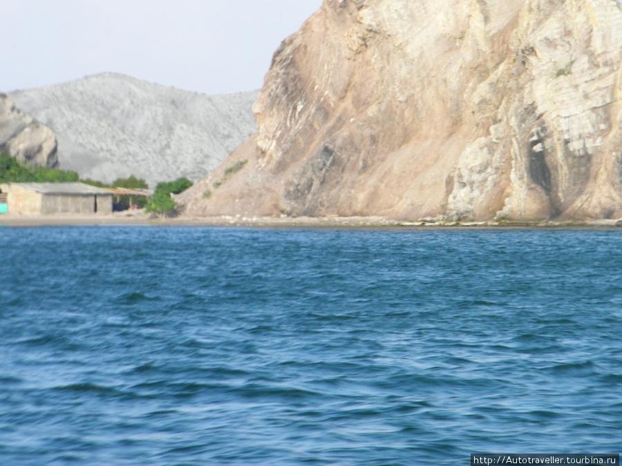 Puerto la Kruz.