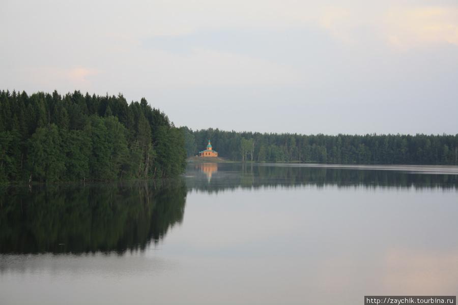Рощинское озеро