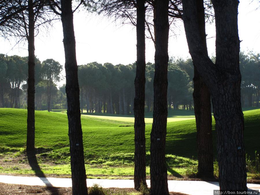 Белек — европейский гольф-центр
