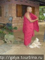 Монах из