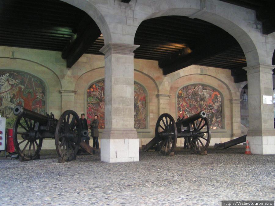 Часть ратуши