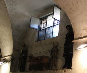 Последнее захоронение произошло в 1920 году — забальзамированное тело двухлетней Розалии Ломбардо до сих пор поражает всех своей нетленностью