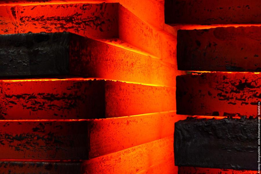 Раскаленный металл – заво
