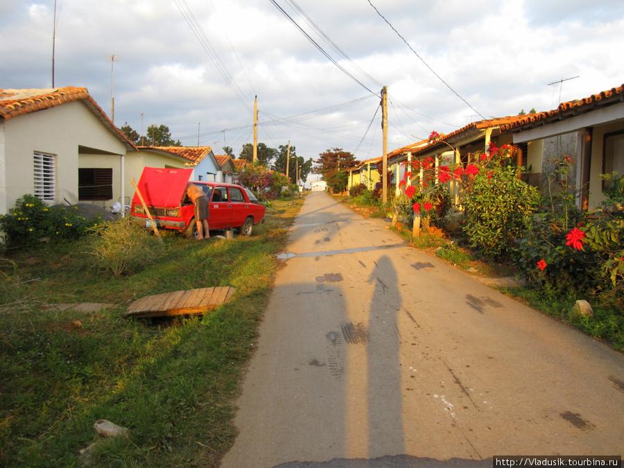 улица, на которой находится дом