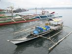 В порту Давао.