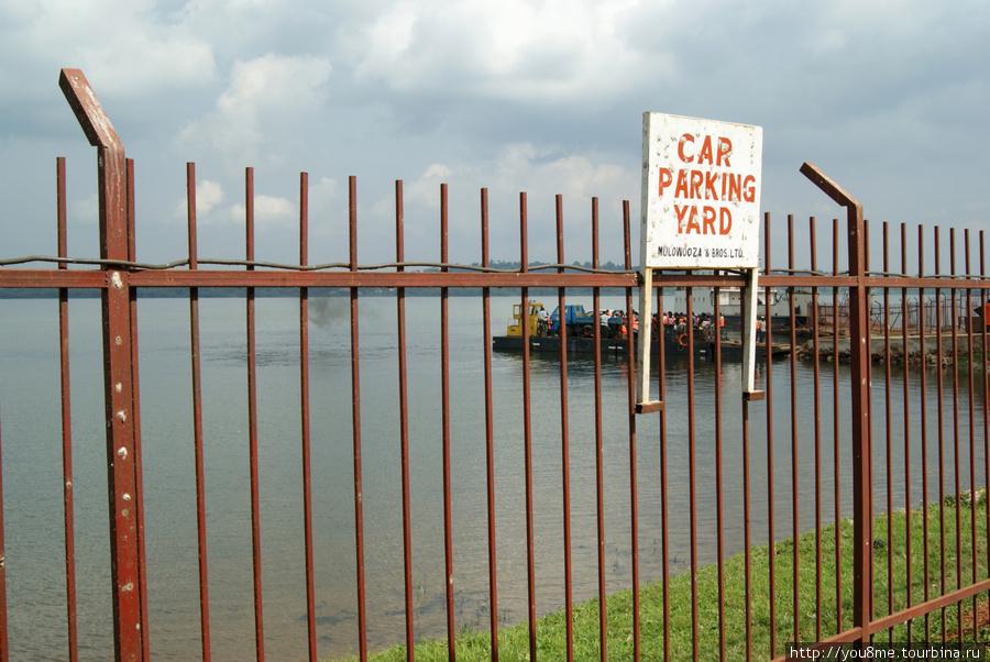 порт Энтеббе
