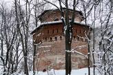 Башня в монастырской стене