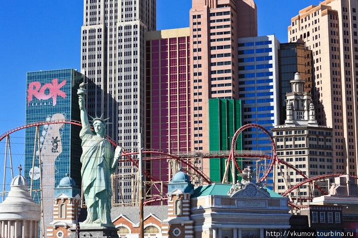 Отель Нью-Йорк  Нью-Йорк