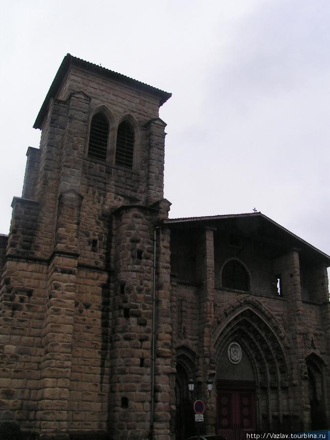 Внешний вид храма