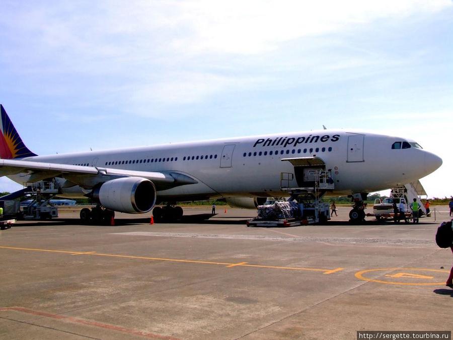 Филипинские авиалинии