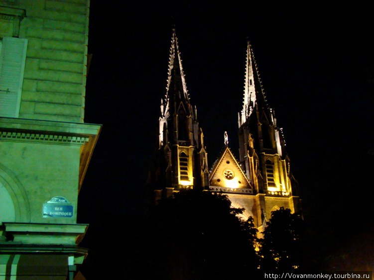 Базилика Св. Клотильды