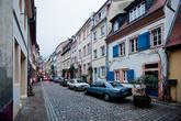 Вечерние улочки старой части Гейдельберга.