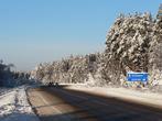 Дорога на Владимир (если прямо)