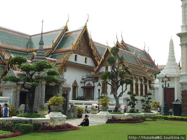 Золотой город. Бангкок.