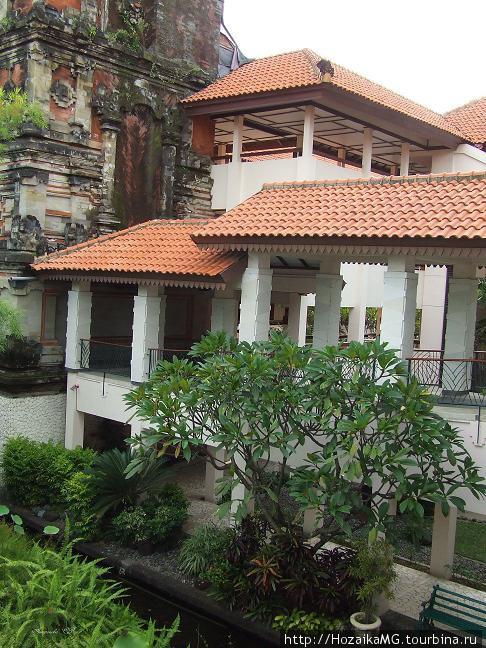 Отель Ramada Bintang