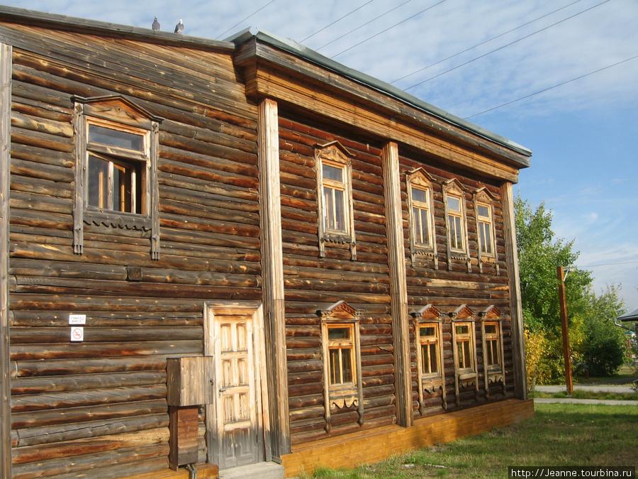 Купеческий дом в Старом Сургуте