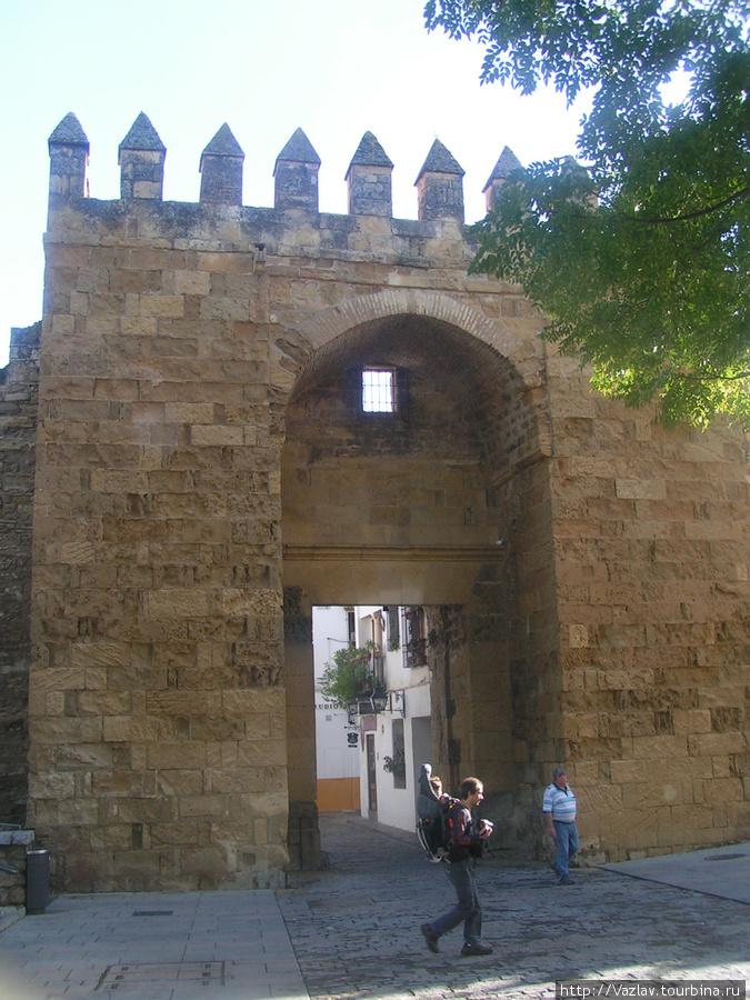 Ворота в еврейский квартал