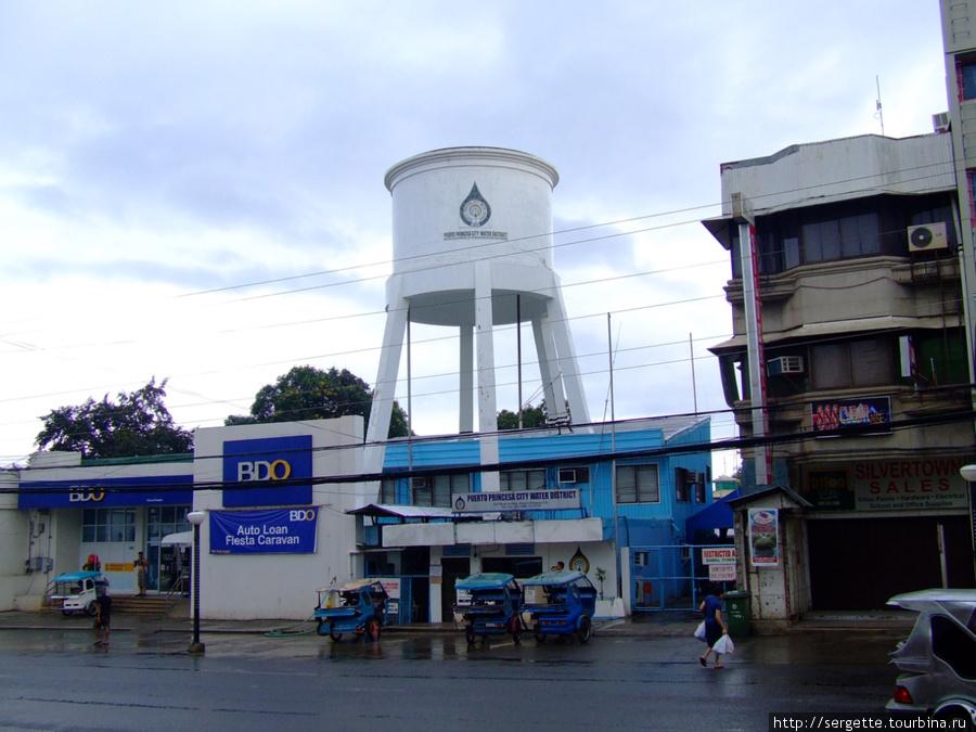 Какая то водоопреснительная компания