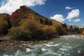 Река Джеты-Огуз