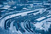 Большую роль в экономике города играет Октябрьская железная дорога. Несмотря на развитие автомобильного и морского транспорта большая часть грузов перевозится именно железнодорожным транспортом.