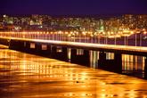 Мост стал автотранспортным узлом, обеспечивающим автомобильную связь Мурманска с западными районами Мурманской области, а также с Норвегией, Финляндией.