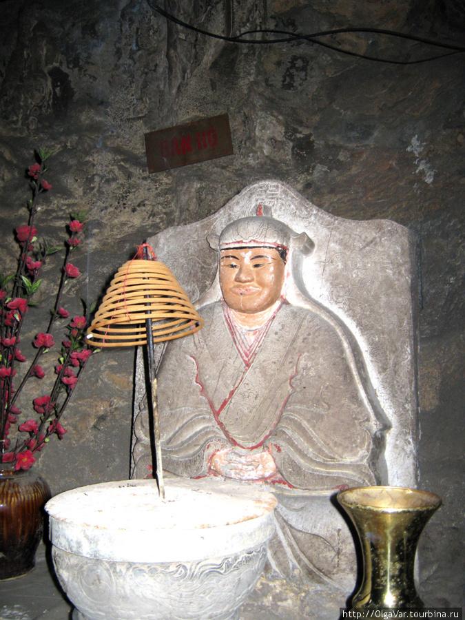 Буддистский божок